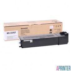 Оригинальный тонер-картридж Sharp MX237GT  черный