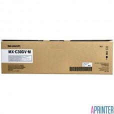 Блок проявки SHARP MX-C30GVM пурпурный, 45000 стр., для MXC300WR (оригинальный)