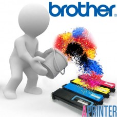 Заправка картриджа Brother DR-2175