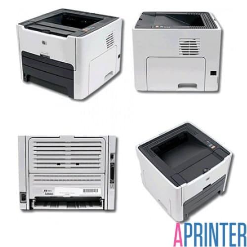 Обзор лазерного принтера HP LaserJet 1320