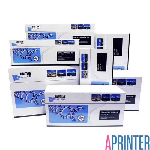Картридж совместимый HP CE390A Unitone для принтеров