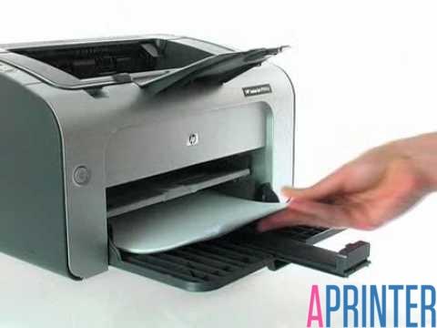 Ремонт принтеров HP