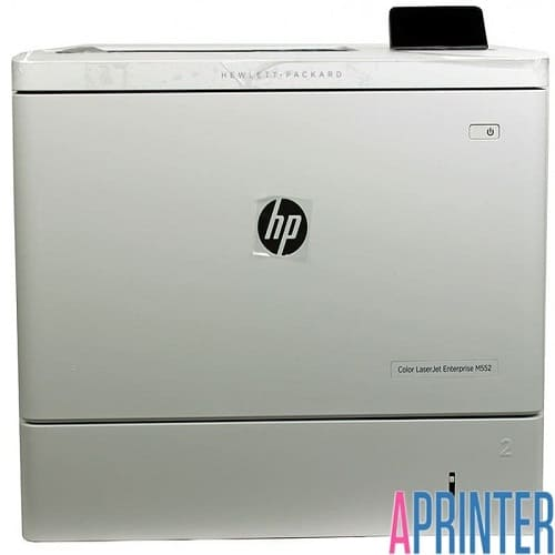 Обзор серии принтеров HP Color LaserJet Enterprise M553