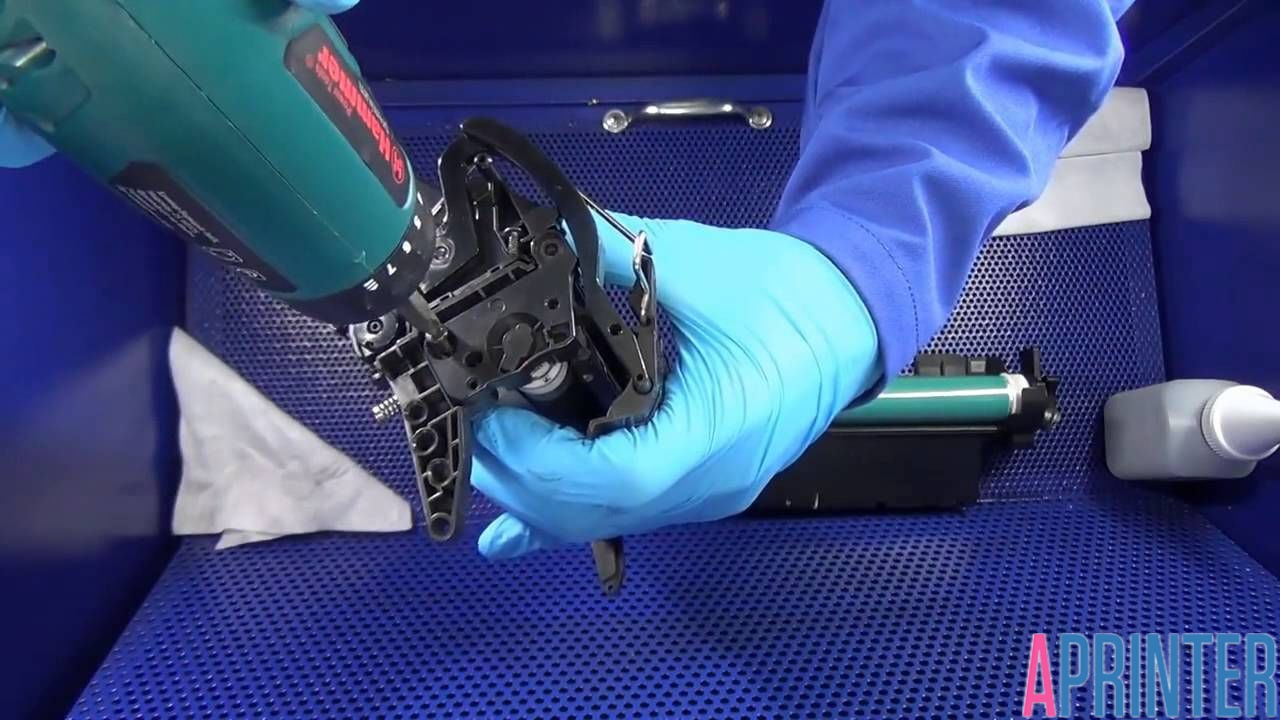 Заправка и восстановление картриджей для принтеров