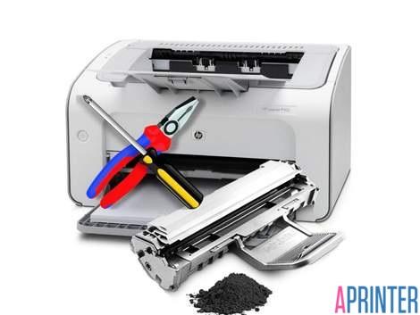 Ремонт оргтехники печатной и офисной техники